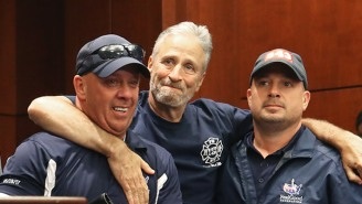 A 9/11 Program Championed By Jon Stewart And Brazenly Raided By The Trump Administration Has Been Miraculously Re-Funded