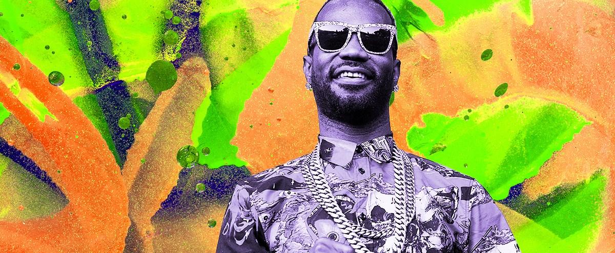 Juicy J Tells Us Why He's The Michael Jordan Of Rap Music