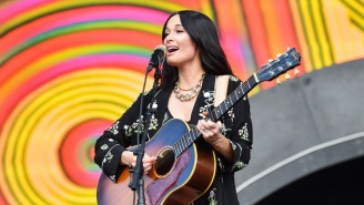 Kacey Musgraves Joins The Flaming Lips For Multiple Songs On Their New Album, 'American Head'