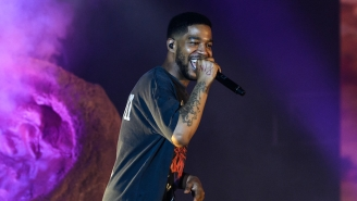 Kid Cudi And 50 Cent Are Apparently 'Cooking Up A Show Together'
