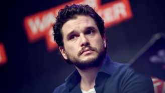 Kit Harrington Apparently Was Once Told He'd Kill The Night King On 'Game Of Thrones'
