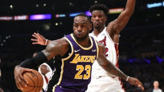 Jimmy Butler On Facing The Lakers: 'If You Want To Win, You Have To Go Through A LeBron Led Team'
