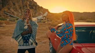 Lil Durk Joins Bia As Her Partner-In-Crime In Their 'Same Hands' Video