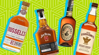 The Best Low-Rye Bourbons To Warm You Up This Fall