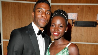 Lupita Nyong'o Shares A Lesson She Learned From Chadwick Boseman In A Tribute To The 'Black Panther' Star