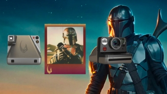 Polaroid Launched A Mandalorian-Inspired Star Wars Camera