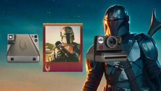 Polaroid Launched A Mandalorian-Inspired Star Wars Camera