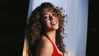 Mariah Carey Secretly Recorded A Full Grunge Album That Was Actually Released In 1995