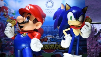 It's Mario Vs. Sonic In The Seth Rogen-Produced 'Console Wars' Trailer