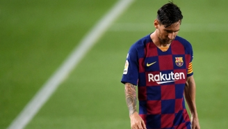 Lionel Messi Explained Why He's Decided To Not Leave Barcelona In An Explosive Interview