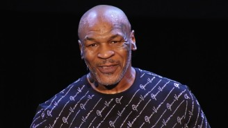 Mike Tyson Told Joe Rogan That He's Gotten Erections Due To Being Aroused By Fighting Someone