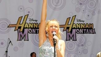 Miley Cyrus 'Would Love To' Bring Back Hannah Montana