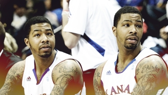'We Thought We Were Going To Memphis': How An Iconic March Madness Moment Changed Marcus And Markieff Morris' Lives Forever