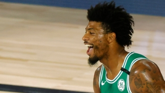 Marcus Smart Showcased His Immense Value In The Celtics' Game 2 Win Over The Raptors