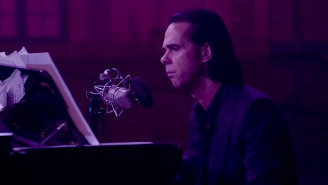 Nick Cave Is Releasing His Livestream Piano Performance As A Live Album And Theatrical Concert Film