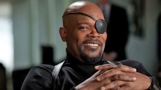 Samuel L. Jackson's Nick Fury Is Getting His Own Marvel Disney+ Series