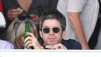 Noel Gallagher Doesn't Wear A Mask: 'I Don't Give A F*ck'