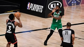 Jaylen Brown Called His Defense On OG Anunoby's Buzzer-Beater 'A F*cking Disgrace'