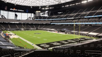 The Las Vegas Raiders Debut Of The New Allegiant Stadium Drew Plenty Of Reaction