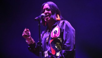 Rapsody's Ominous '12 Problems' Takes On The Persistent Problem Of Police Brutality