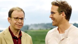 Ryan Reynolds Coaxed Rick Moranis Out Of Retirement For A Very Awkward Commercial