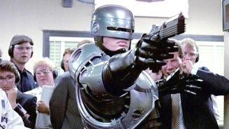 A 'RoboCop' TV Show Is In The Works, Only RoboCop Himself Won't Be In It