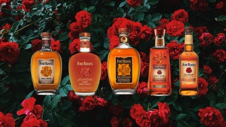 Expression Session — Tasting Five Bourbons From The Four Roses Portfolio