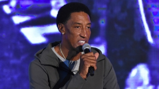 Scottie Pippen Wasn't A Fan Of The Bulls Hiring Billy Donovan As Head Coach