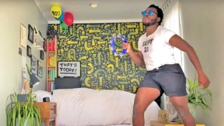 King Of September Demi Adejuyigbe Blesses The Internet With His Final (???) September 21 Video