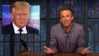 Seth Meyers Blasted Trump On His Coronavirus Claims: 'F*ck Yourself You Rotting, Soulless Business Ham'