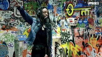 ShooterGang Kony Performs The Funk-Laden 'Moon Walking' For 'UPROXX Sessions'