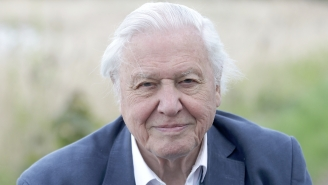 'Planet Earth' Narrator Sir David Attenborough Broke A Social Media Record Set By Jennifer Aniston