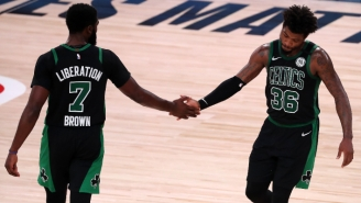 Marcus Smart Called The Celtics Locker Room Argument After Game 2 'Electrifying'