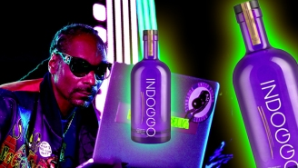 Snoop Dogg Pays Homage To 'Gin & Juice' With The Launch Of His New Gin, INDOGGO