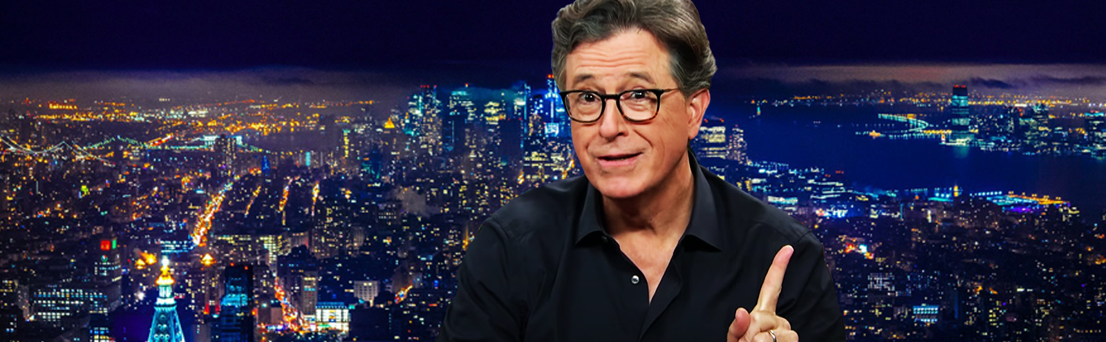Stephen Colbert Has Found His Voice In An Impossibly Tumultuous Time