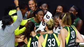The WNBA Playoff Semifinal Matchups And Schedule Are Set With The Sun And Lynx Wins