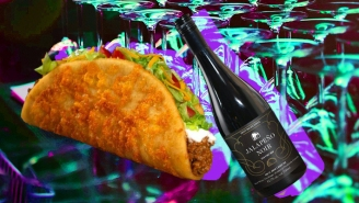Taco Bell Has A Wine Called Jalepeño Noir That They Want You To Pair With A Chalupa