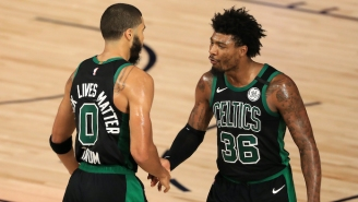 Marcus Smart Identifies The Celtics Biggest Problem: 'We Gotta Have Fun Again'