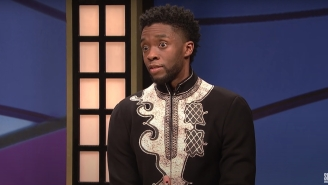 'SNL' Will Run Their Chadwick Boseman Episode On Saturday Night In Honor Of The Late Actor