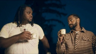 Tee Grizzley And Big Sean Demonstrate How Rappers Quarantine In Their 'Trenches' Video