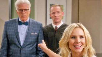 'The Good Place' Fans Have All The Forking Comebacks After The Show's Emmys Shutout