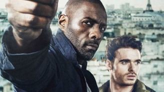 A Lot Of People Had The Same Confusion About Idris Elba's 'The Take,' The Top Movie On Netflix