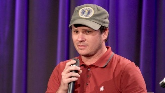 Tom DeLonge Has Jokes About A Hilariously Awful 'Great British Bake Off' Cake Of Him