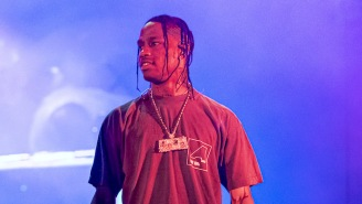 Travis Scott Is 'Glad' To See 'We Finally Got Justice' For George Floyd