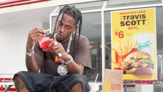 The Travis Scott Meal Is So Popular That McDonald's Has To Make A Change