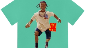 Travis Scott And McDonald's Unload A Second Collection Of Extensive Merch