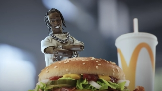 Travis Scott And McDonald's Are Finally Releasing That Action Figure — But There's A Catch