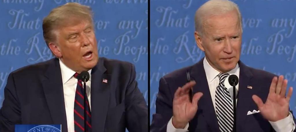 Trump Had A Conversation With Dana White About Biden's UFC ...