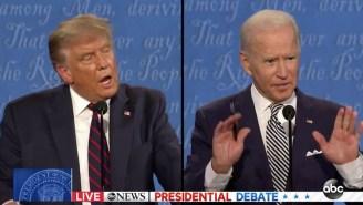 Joe Biden Called Trump A 'Clown' During The Presidential Debate, And People Had Lots Of Jokes
