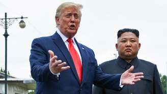 In The Midst Of Multiple Crises, Trump Is Celebrating The 'Good Health' Of North Korean Dictator Kim Jong Un: 'Never Underestimate Him'